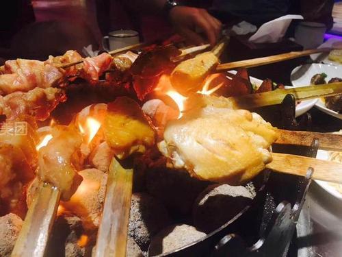 西昌烧烤-蓉城火盆烧烤