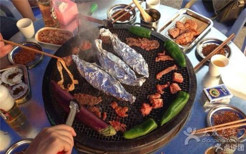 重庆火盆烧烤