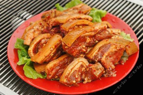 蓉城正宗疗师西昌火盆烧烤有几个