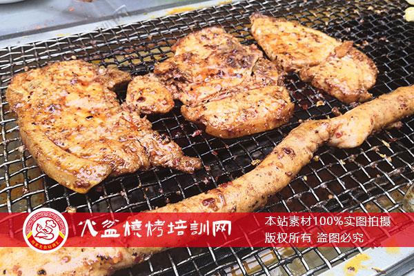 西昌烧烤网烤展示