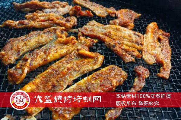 网烤秘制五花肉
