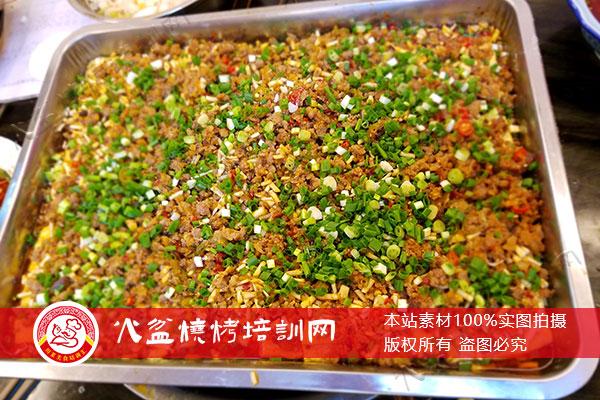 特色菜爆浆豆腐
