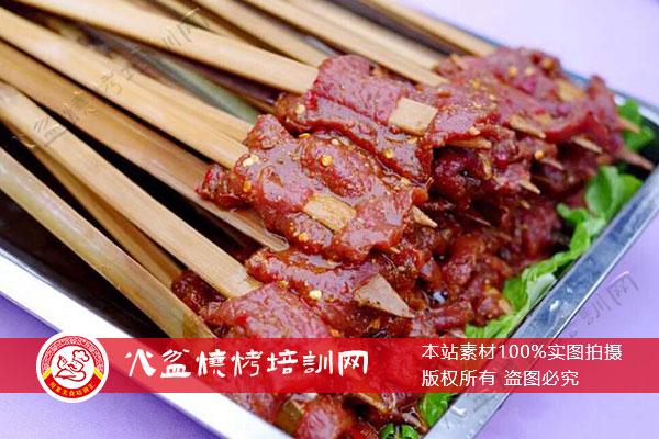 大竹签西昌烤牛肉